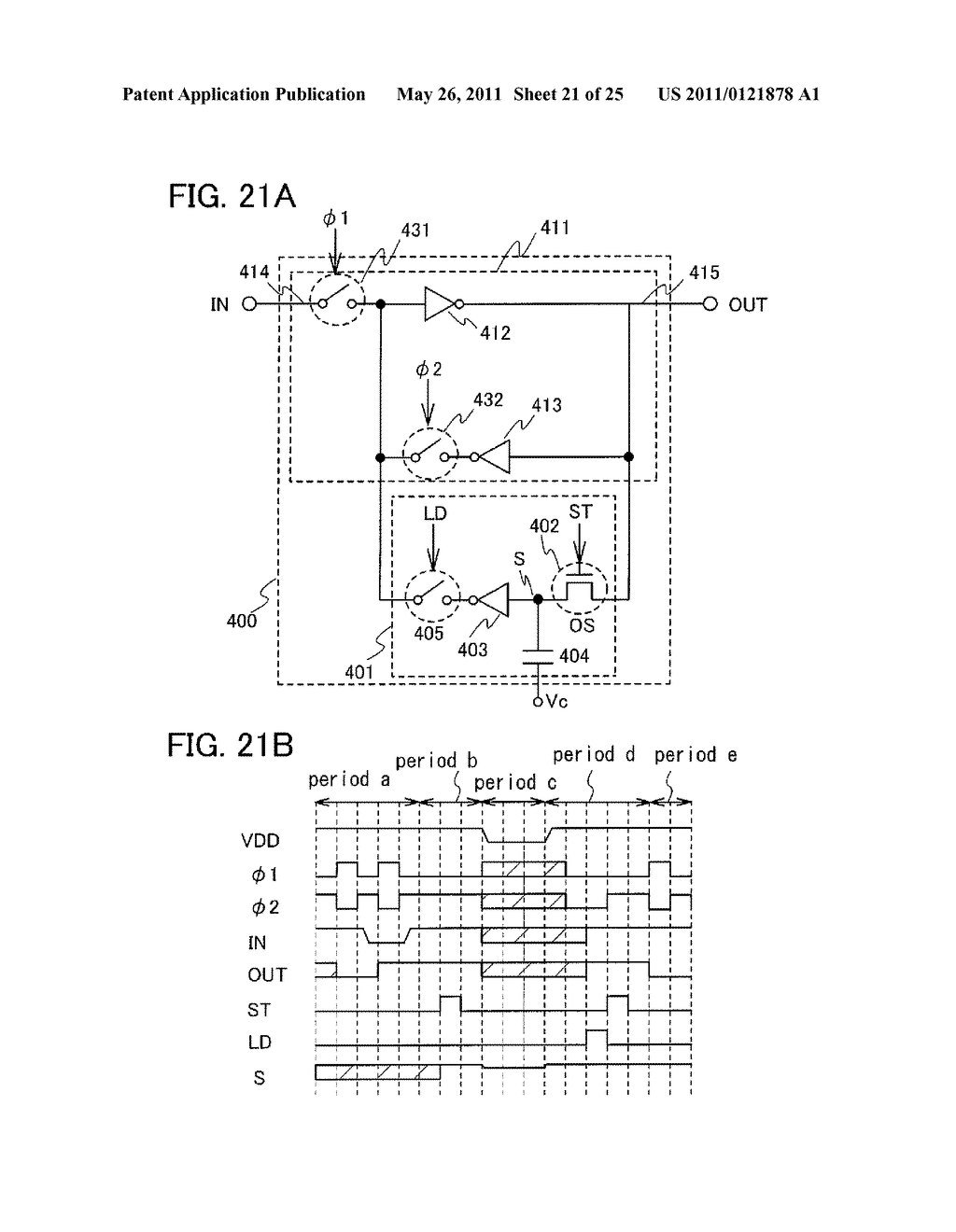 NONVOLATILE LATCH CIRCUIT AND LOGIC CIRCUIT, AND SEMICONDUCTOR DEVICE USING THE SAME - diagram, schematic, and image 22