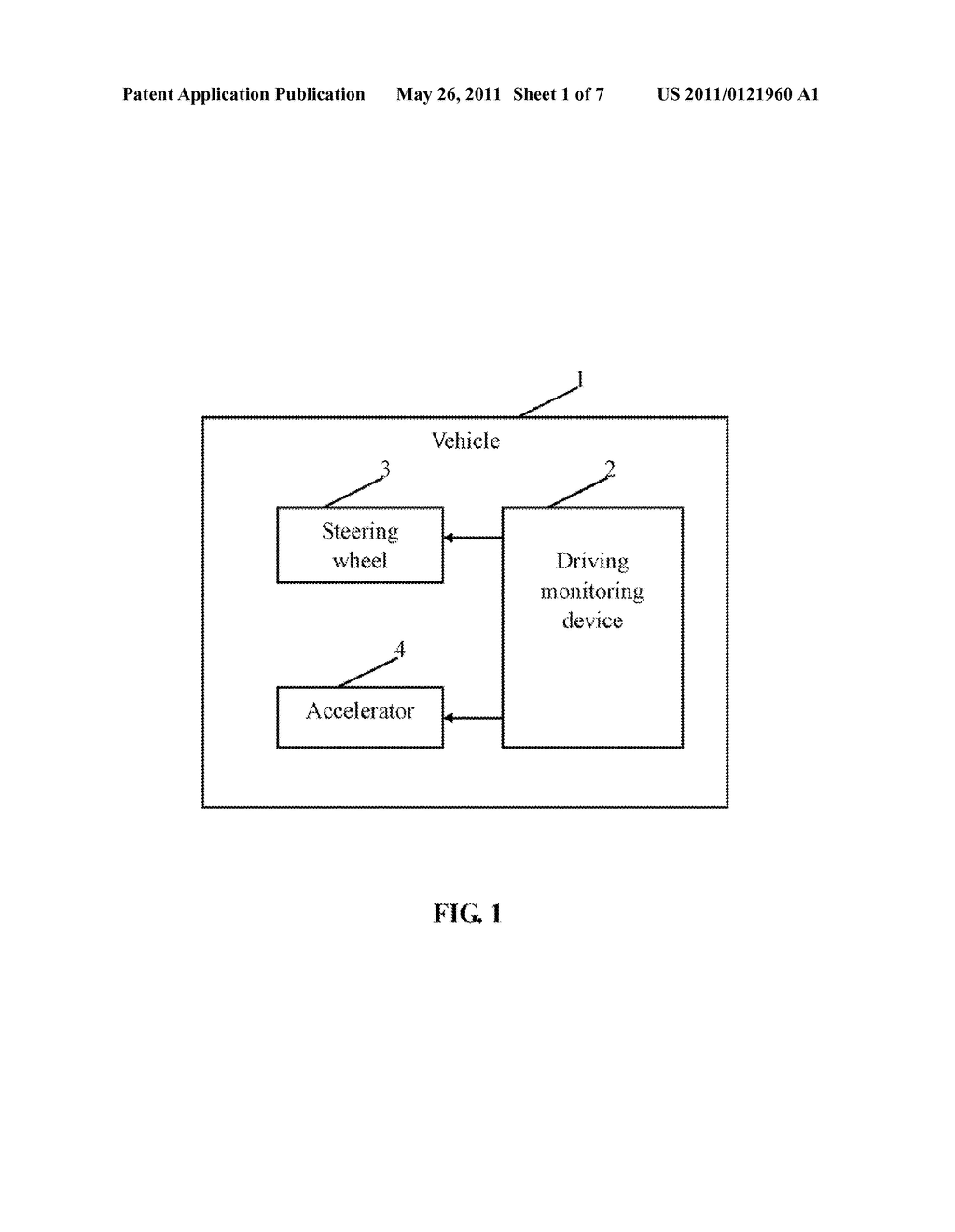 DRIVING MONITORING DEVICE AND METHOD UTILIZING THE SAME - diagram, schematic, and image 02