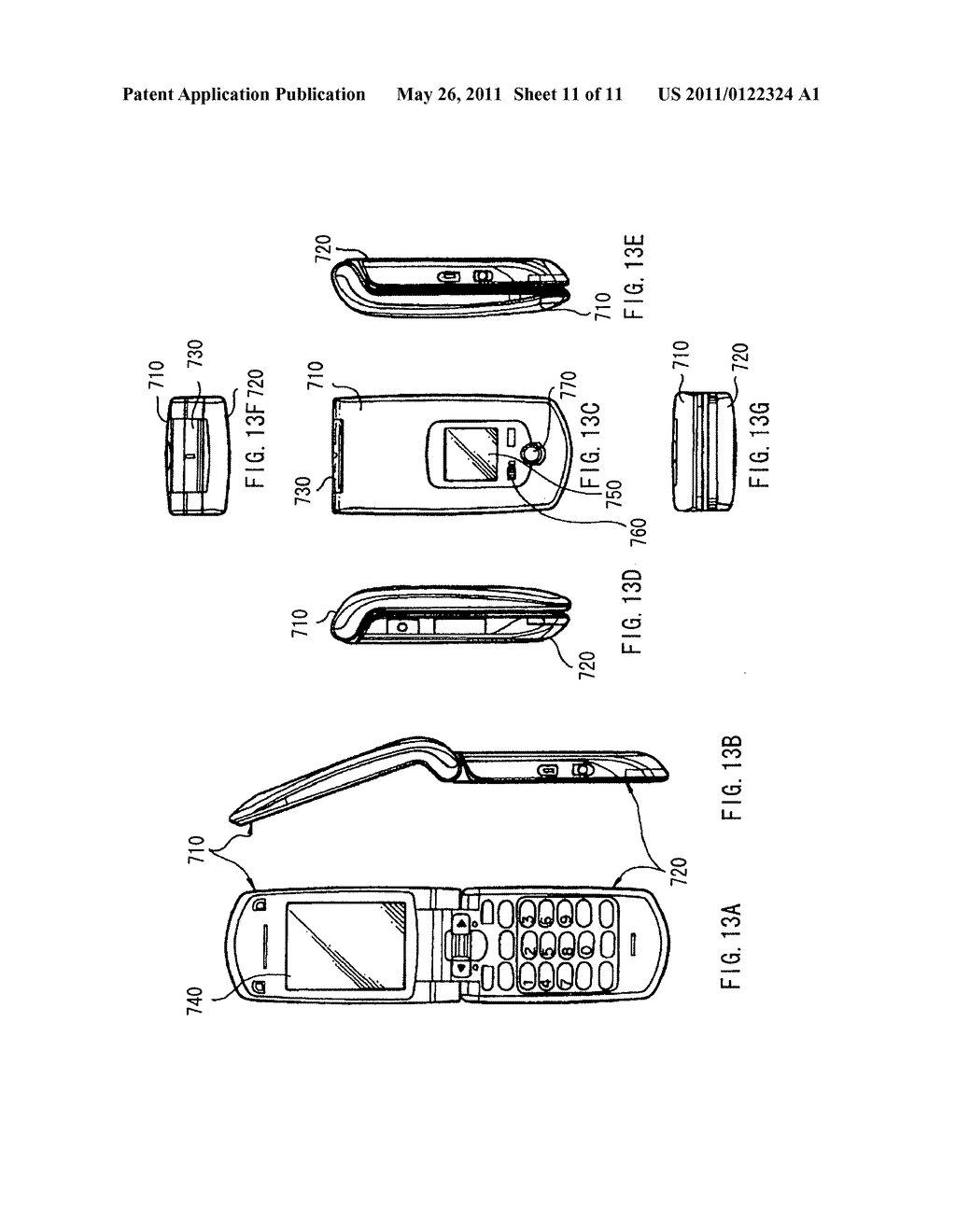 Display apparatus, method of driving the display device, and electronic device - diagram, schematic, and image 12