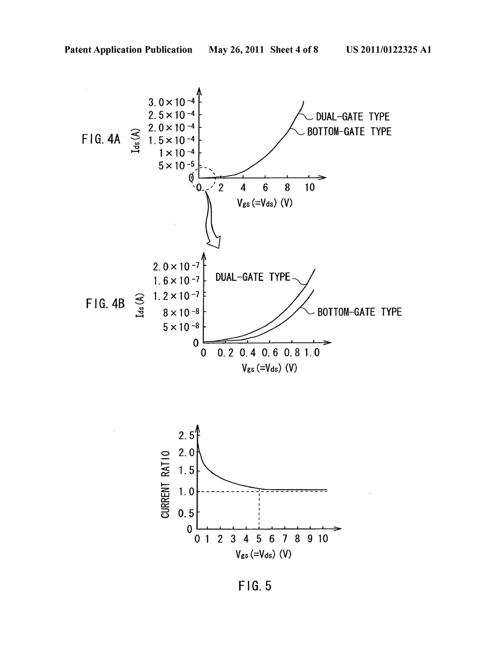 Display device, method of driving the display device, and electronic device - diagram, schematic, and image 05