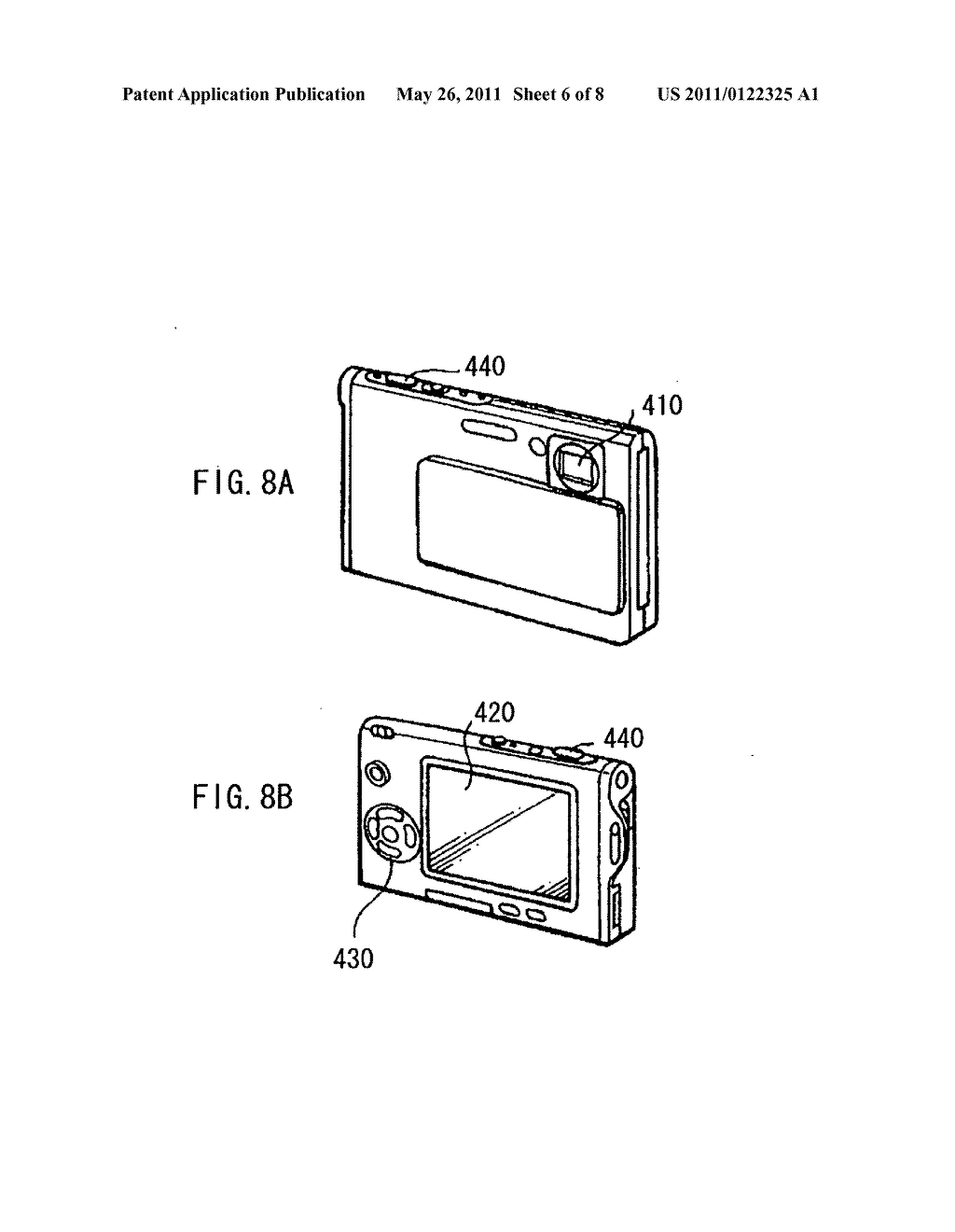 Display device, method of driving the display device, and electronic device - diagram, schematic, and image 07