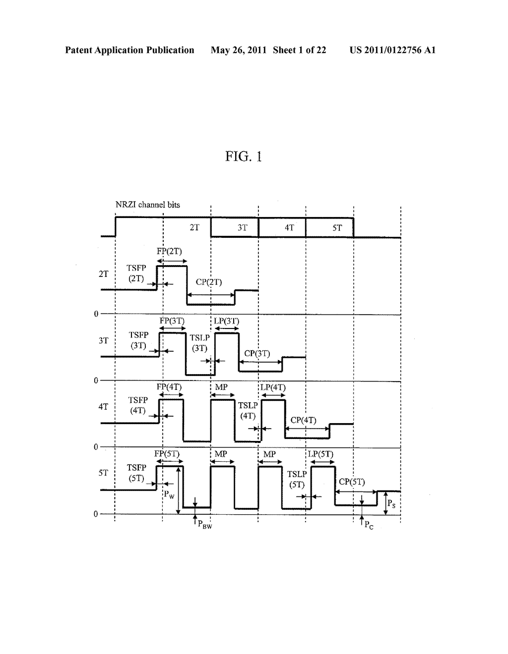 OPTICAL DISC RECORDING METHOD AND OPTICAL DISC RECORDER - diagram, schematic, and image 02