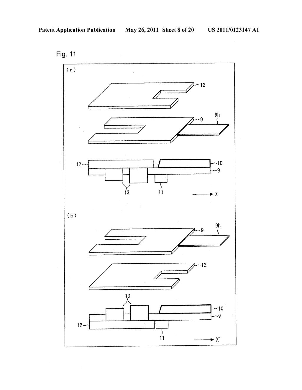 OPTICAL TRANSMISSION MODULE, METHOD FOR MANUFACTURING OPTICAL TRANSMISSION MODULE, AND ELECTRONIC DEVICE - diagram, schematic, and image 09