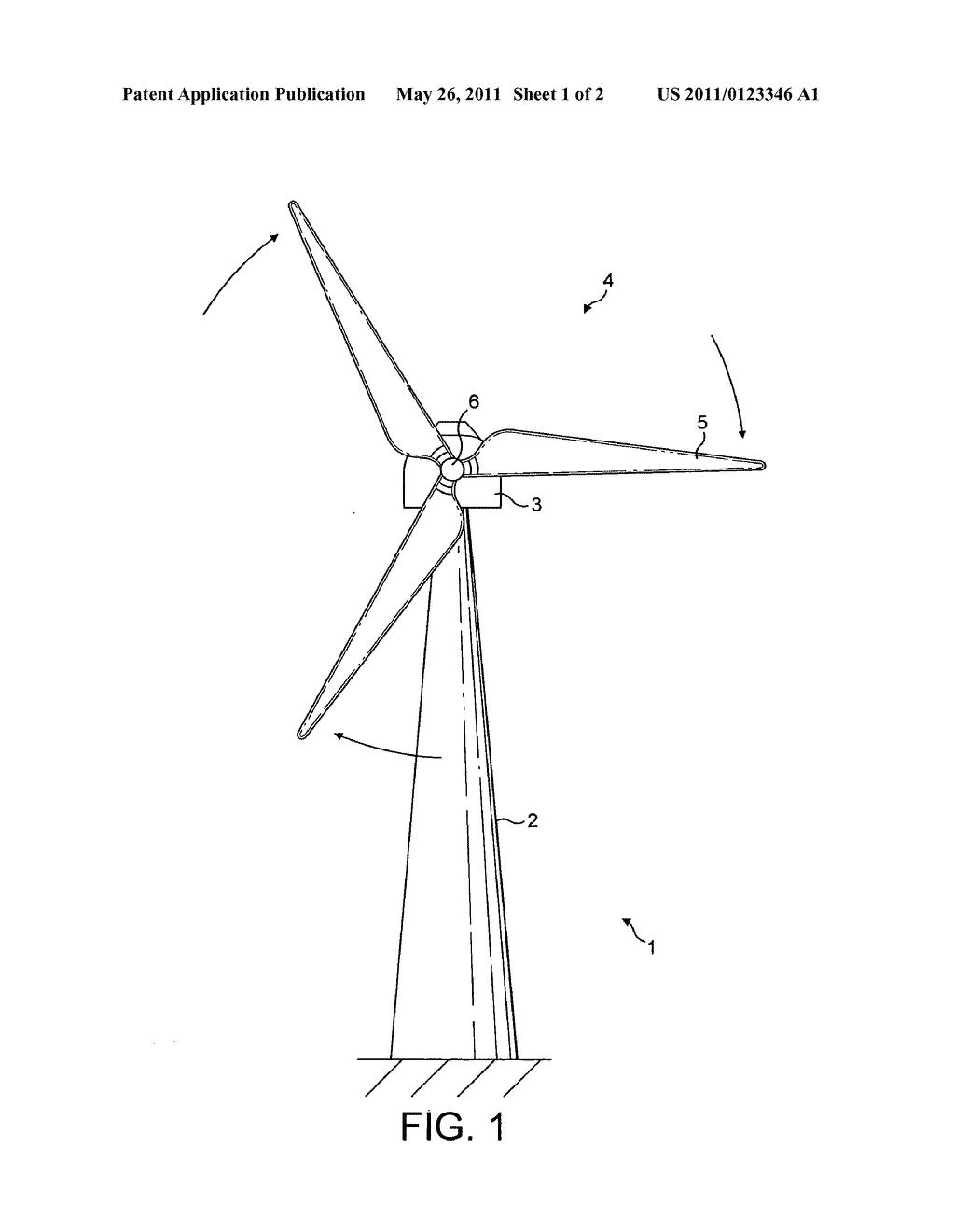 Wind Turbines Diagram Wind turbine blade - diagram,