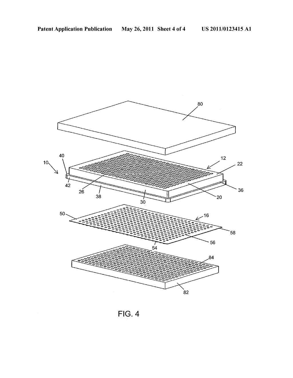 Microplate and methods for making the same - diagram, schematic, and image 05