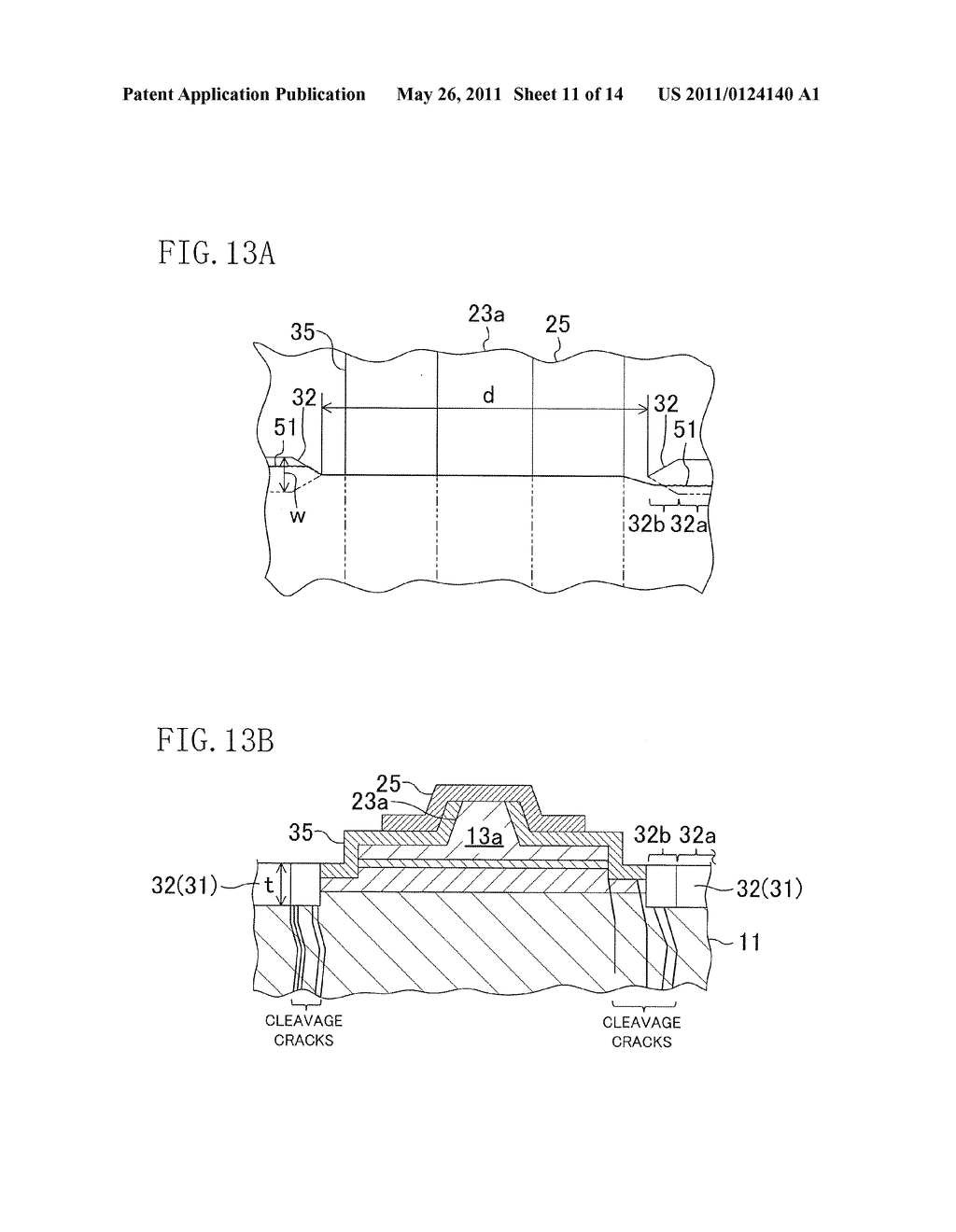 SEMICONDUCTOR LASER DEVICE AND MANUFACTURING METHOD THEREOF - diagram, schematic, and image 12