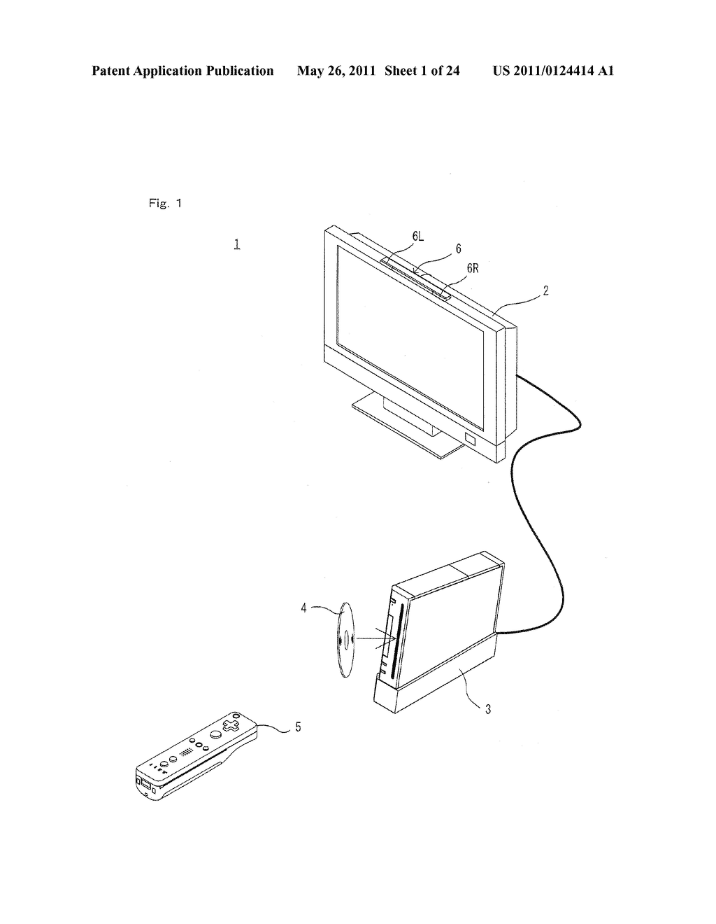 GAME APPARATUS HAVING GENERAL-PURPOSE REMOTE CONTROL FUNCTION - diagram, schematic, and image 02