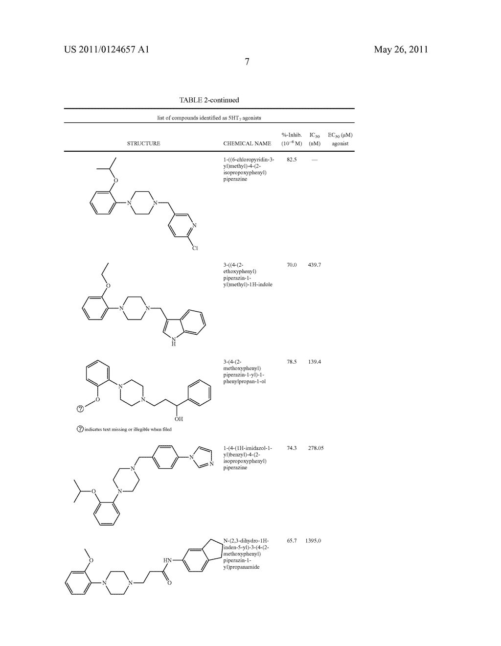 METHOD FOR SCREENING OF 5HT7 RECEPTOR LIGANDS BASED ON A NEW PHARMACOPHORE MODEL AND A DESCRIPTOR'S PROFILE FILTER - diagram, schematic, and image 09