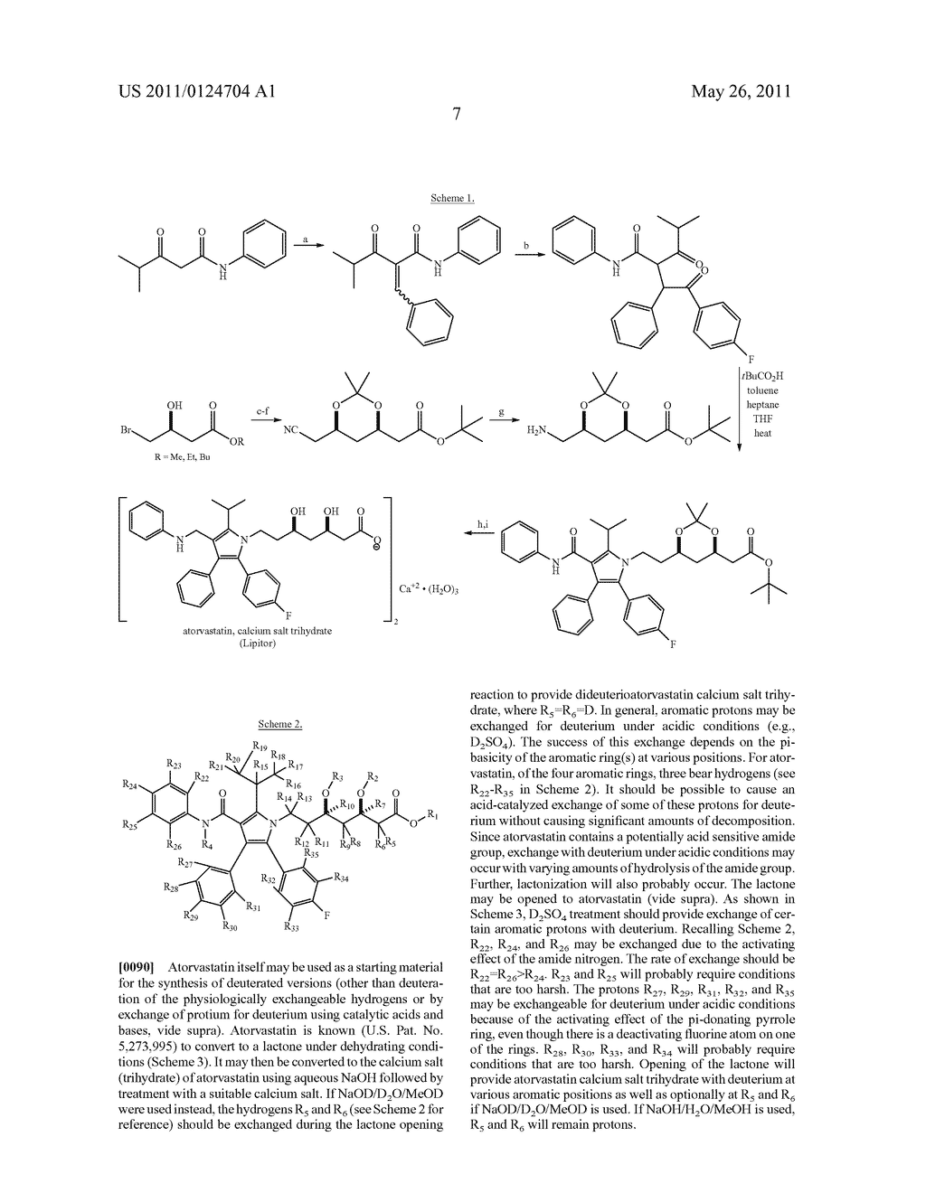 DEUTERIUM-ENRICHED ATORVASTATIN - diagram, schematic, and image 08