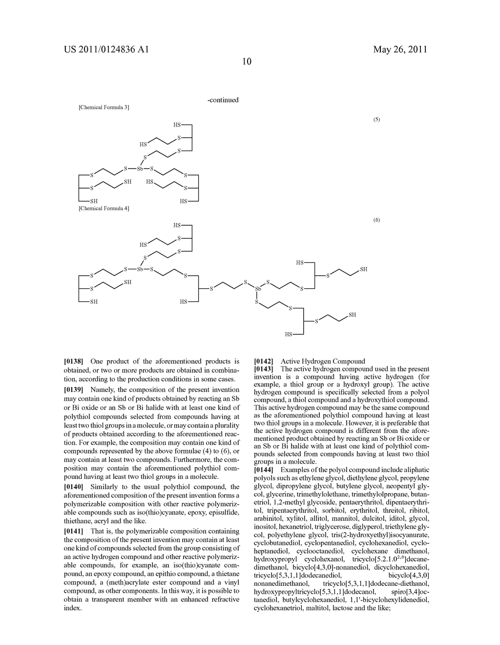 COMPOSITION, POLYMERIZABLE COMPOSITION, RESIN, OPTICAL COMPONENT, AND METHOD FOR PRODUCING THE COMPOSITION - diagram, schematic, and image 11