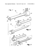 TROCAR ASSEMBLY WITH PNEUMATIC SEALING diagram and image