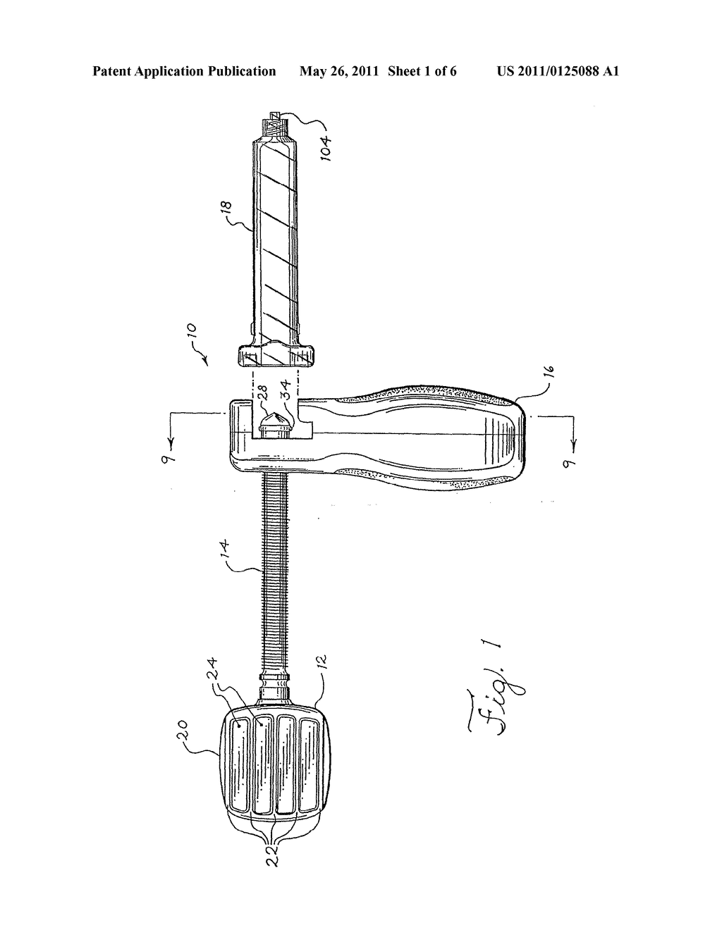 Apparatus for an improved high pressure medicinal dispenser - diagram, schematic, and image 02