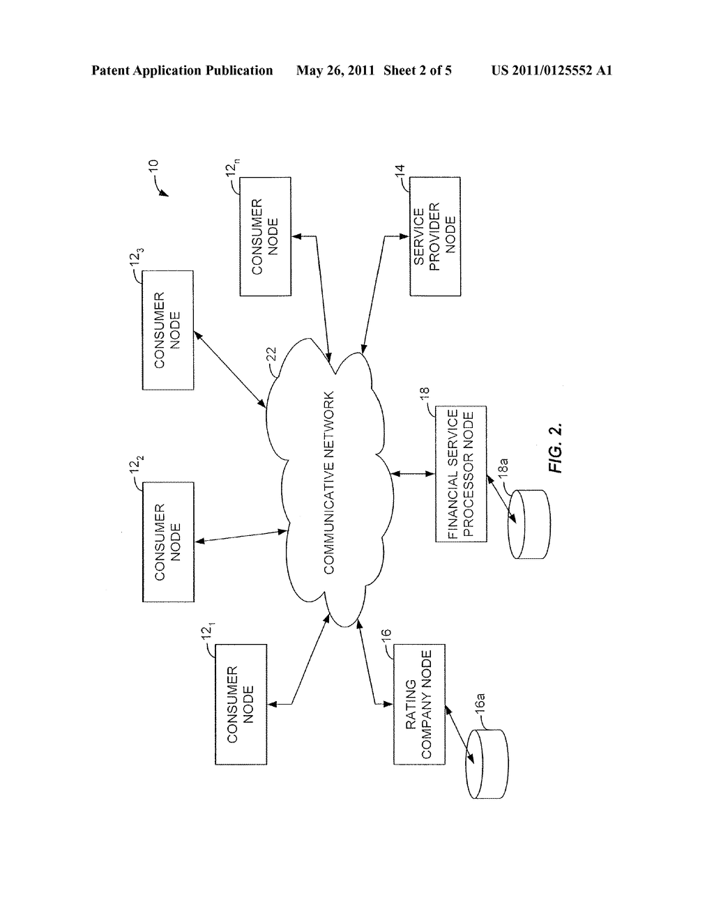 SYSTEM AND METHOD FOR REAL-TIME UPDATING SERVICE PROVIDER RATINGS - diagram, schematic, and image 03