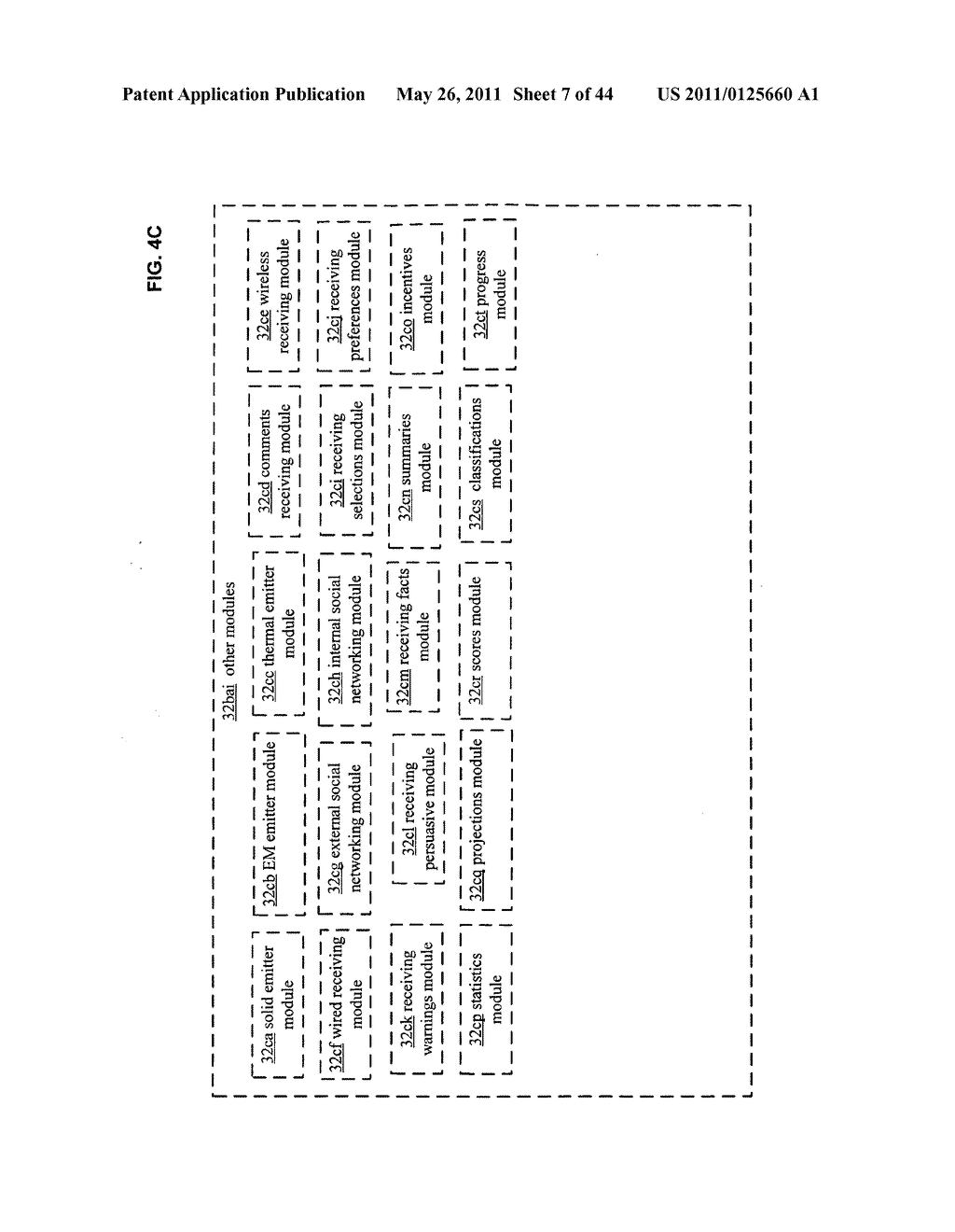 System and method for assessment of physical entity attribute effects on physical environments through in part social networking service input - diagram, schematic, and image 08