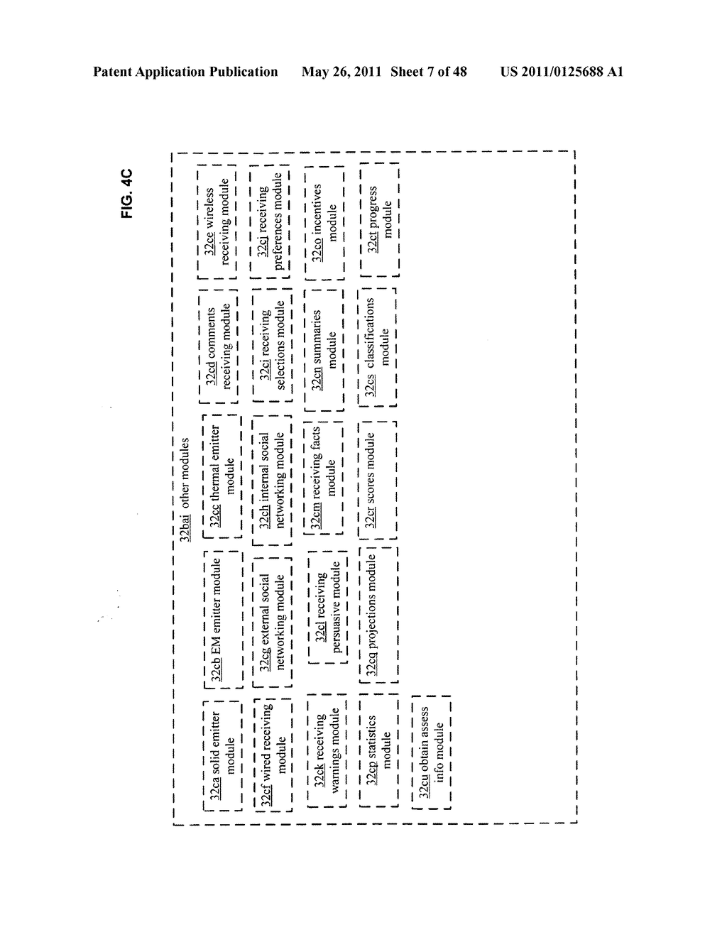 System and method for output of assessment of physical entity attribute effects on physical environments through in part social networking service input - diagram, schematic, and image 08