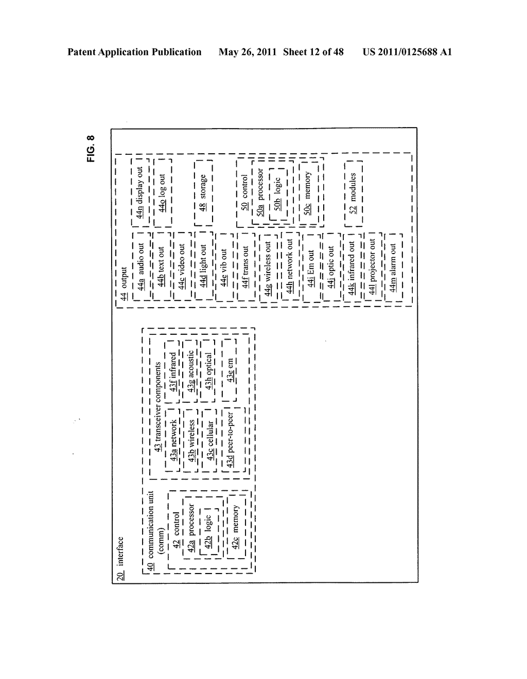 System and method for output of assessment of physical entity attribute effects on physical environments through in part social networking service input - diagram, schematic, and image 13
