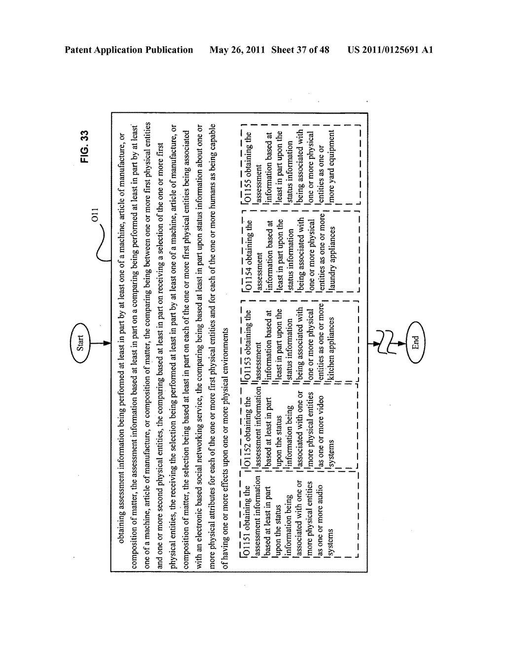 System and method for output of comparison of physical entities of a received selection and associated with a social network - diagram, schematic, and image 38