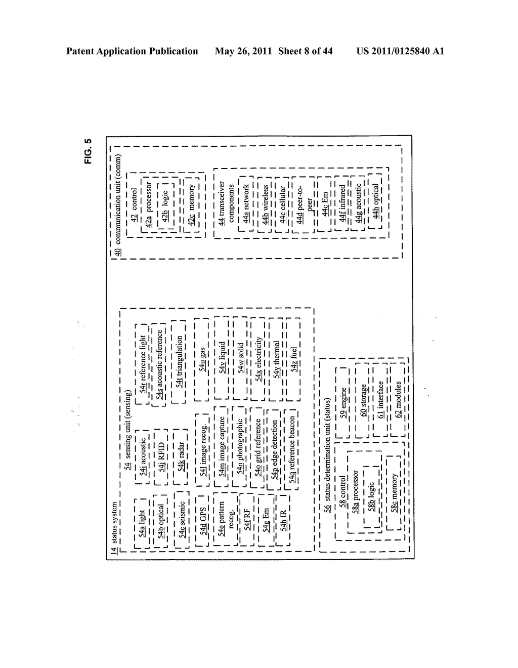 System and method for assessment of physical entity attribute effects on physical environments through in part social networking service input - diagram, schematic, and image 09