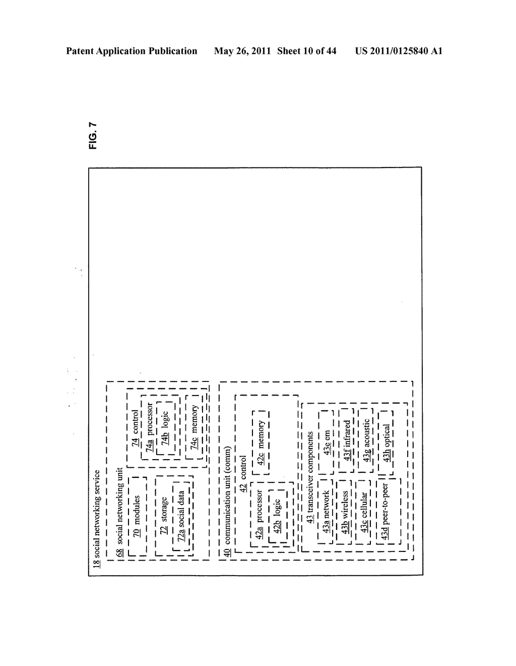 System and method for assessment of physical entity attribute effects on physical environments through in part social networking service input - diagram, schematic, and image 11