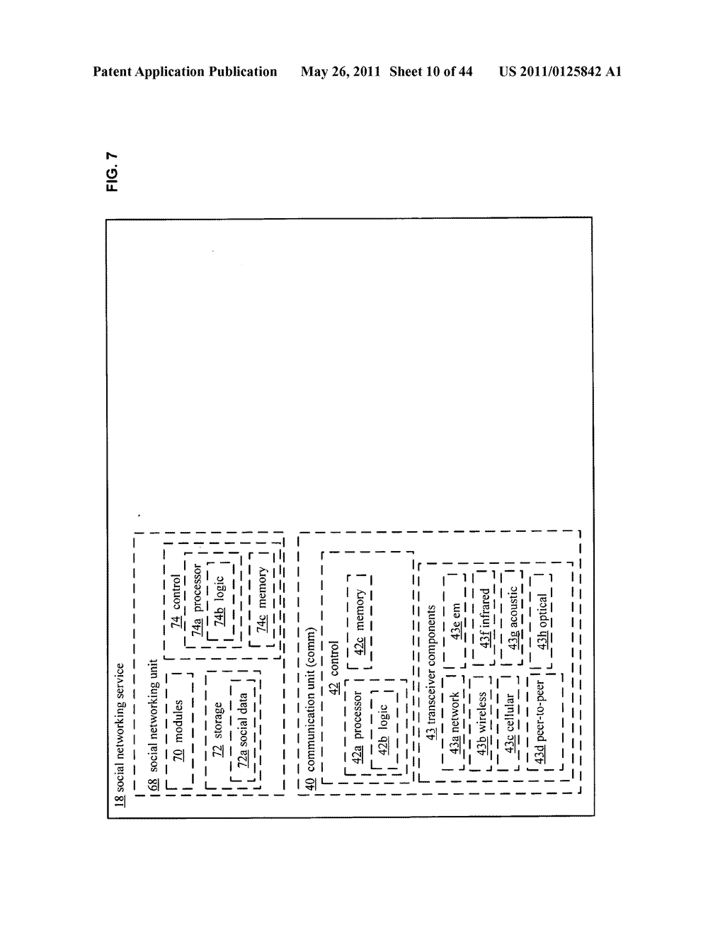 System and method for comparison of physical entity attribute effects on physical environments through in part social networking service input - diagram, schematic, and image 11