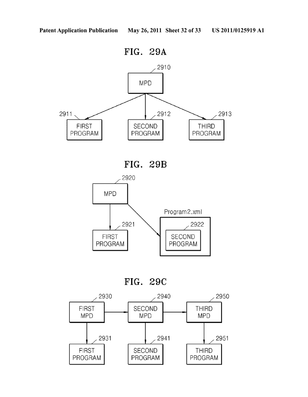 METHOD AND APPARATUS FOR PROVIDING AND RECEIVING DATA - diagram, schematic, and image 33