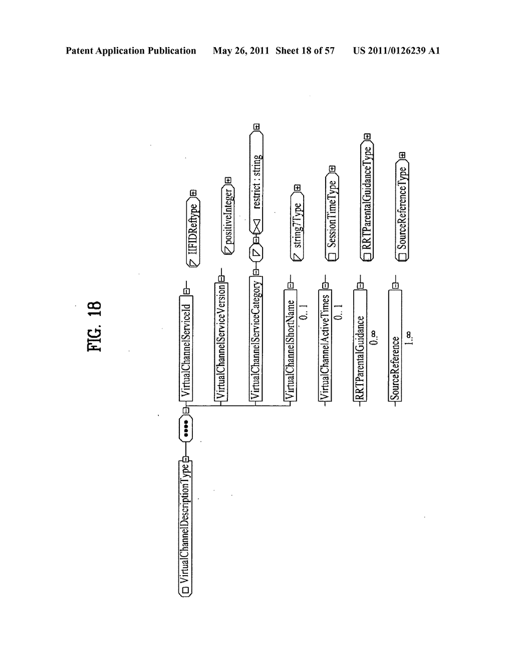 Method of processing EPG metadata in network device and network device for controlling the same - diagram, schematic, and image 19