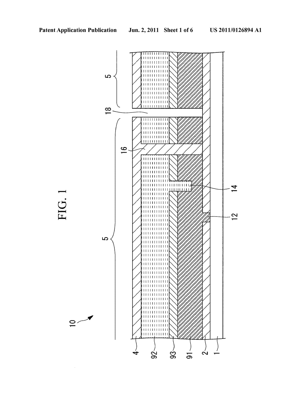 PHOTOELECTRIC CONVERSION DEVICE FABRICATION METHOD AND PHOTOELECTRIC     CONVERSION DEVICE - diagram, schematic, and image 02