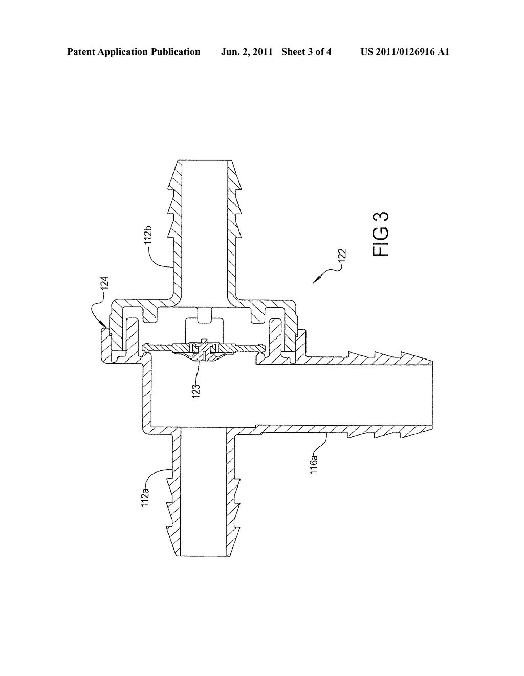 ON-BOARD REFUELING VAPOR RECOVERY SYSTEM WITH VENT LINE