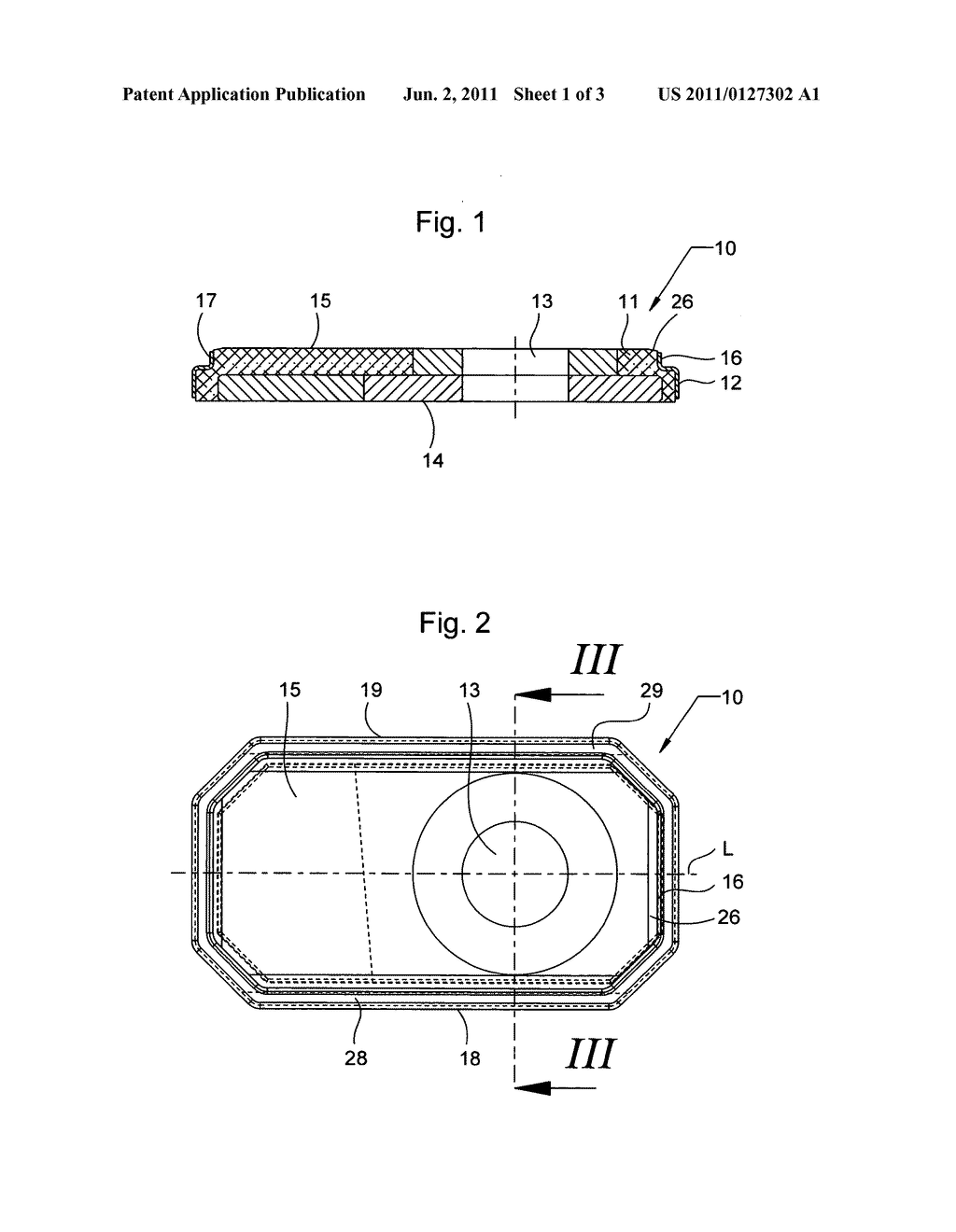 Closing Plate and Sliding Closure on the Spout of a Receptacle for Molten     Metal - diagram, schematic, and image 02