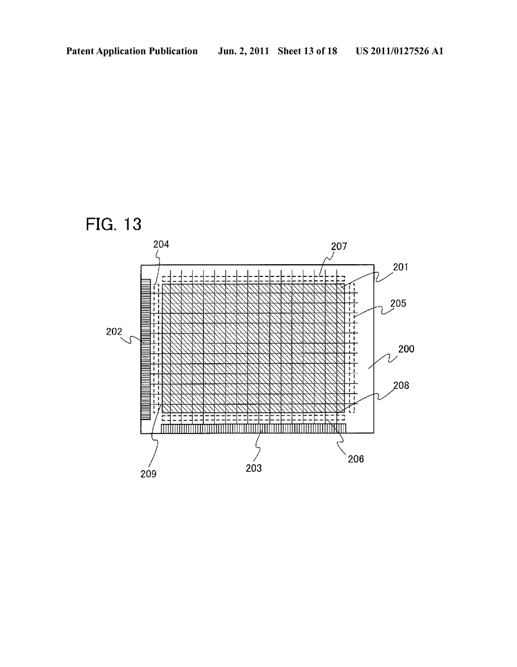 NON-LINEAR ELEMENT, DISPLAY DEVICE INCLUDING NON-LINEAR ELEMENT, AND     ELECTRONIC DEVICE INCLUDING DISPLAY DEVICE - diagram, schematic, and image 14