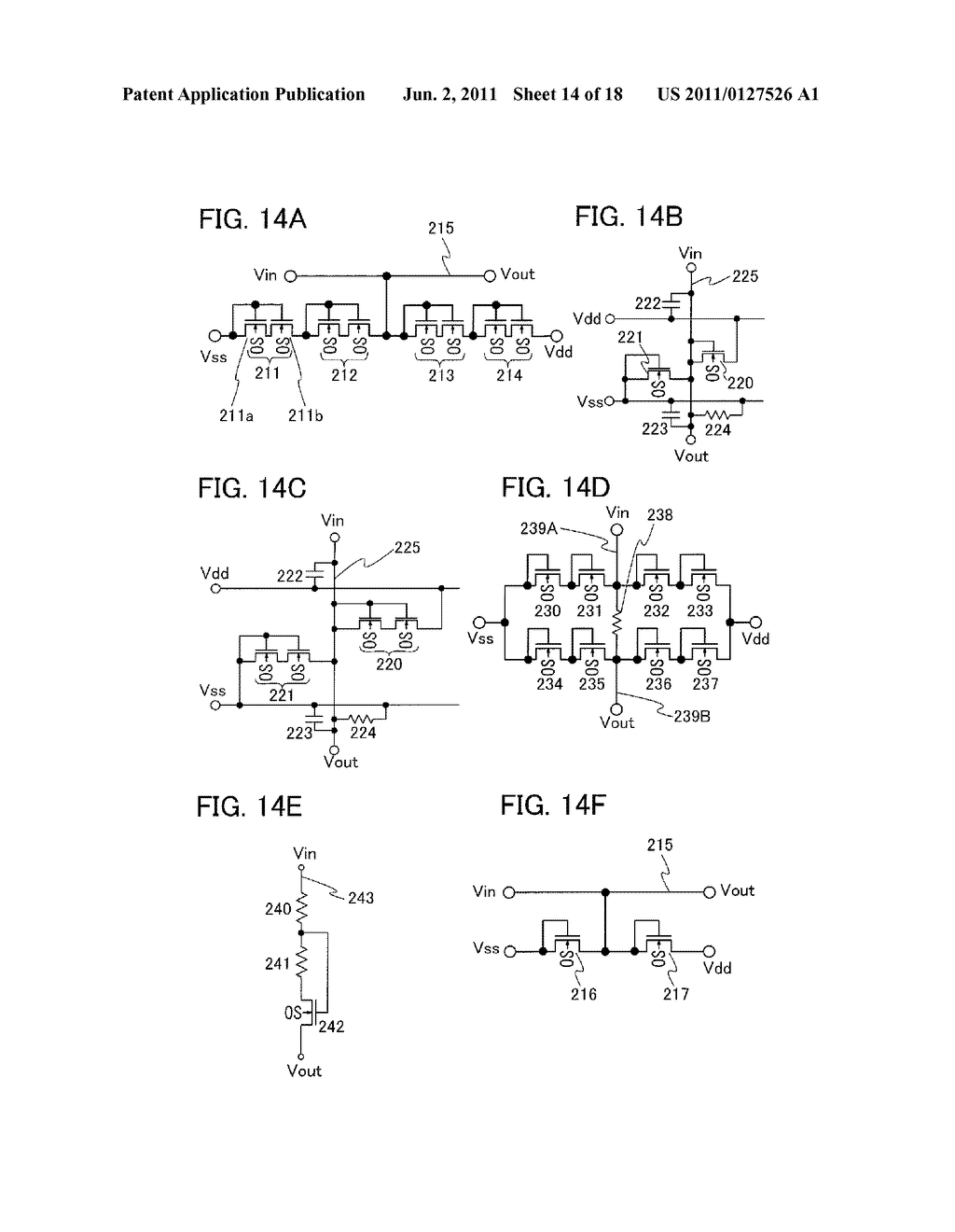 NON-LINEAR ELEMENT, DISPLAY DEVICE INCLUDING NON-LINEAR ELEMENT, AND     ELECTRONIC DEVICE INCLUDING DISPLAY DEVICE - diagram, schematic, and image 15