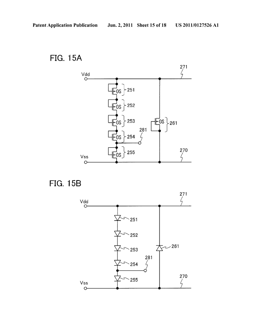 NON-LINEAR ELEMENT, DISPLAY DEVICE INCLUDING NON-LINEAR ELEMENT, AND     ELECTRONIC DEVICE INCLUDING DISPLAY DEVICE - diagram, schematic, and image 16
