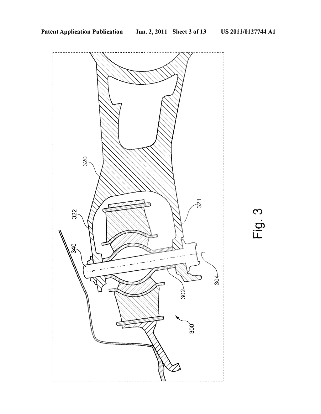 DAMPING BUSHING FOR TORSION-BEAM REAR AXLE OF A MOTOR VEHICLE - diagram, schematic, and image 04