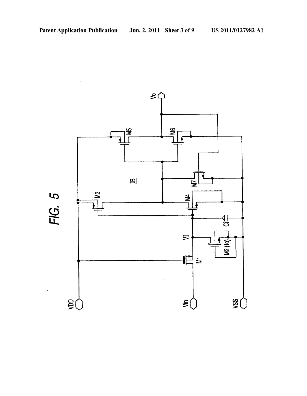 Voltage Clamp Circuit A Switching Power Supply Device Diagram And Semiconductor Integrated Level Conversion
