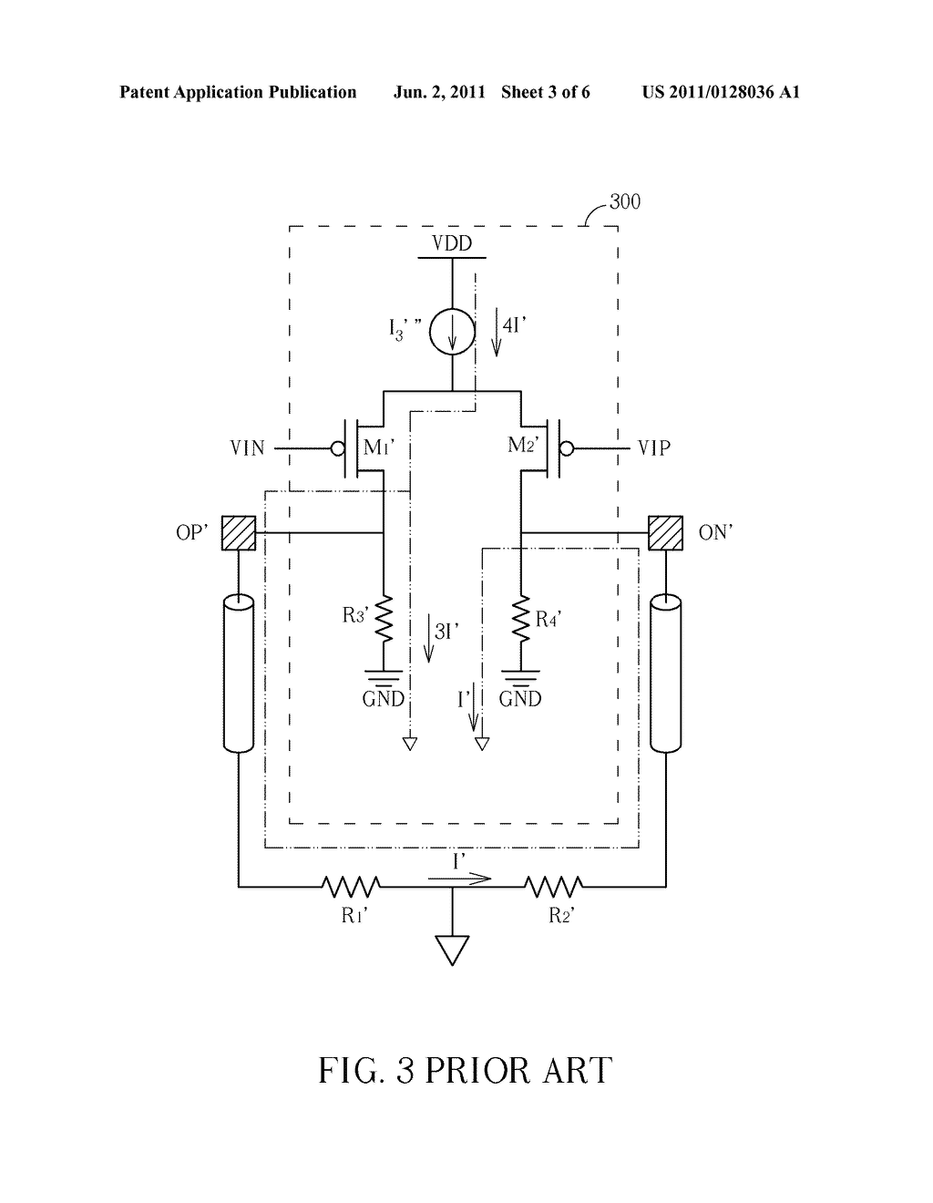 DRIVING CIRCUIT WITH IMPEDENCE CALIBRATION - diagram, schematic, and image 04
