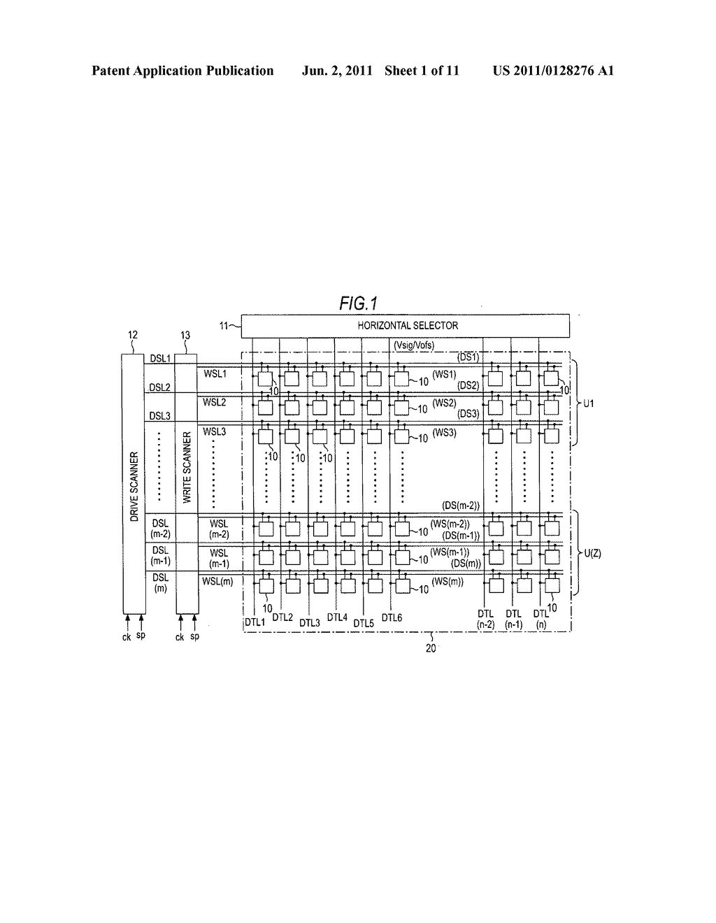 Display apparatus and display drive method - diagram, schematic, and image 02