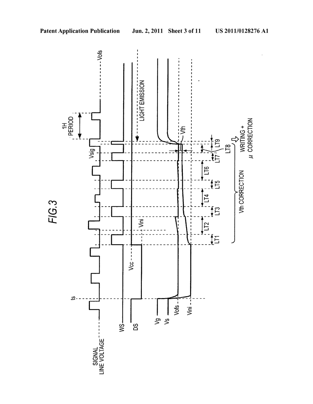 Display apparatus and display drive method - diagram, schematic, and image 04