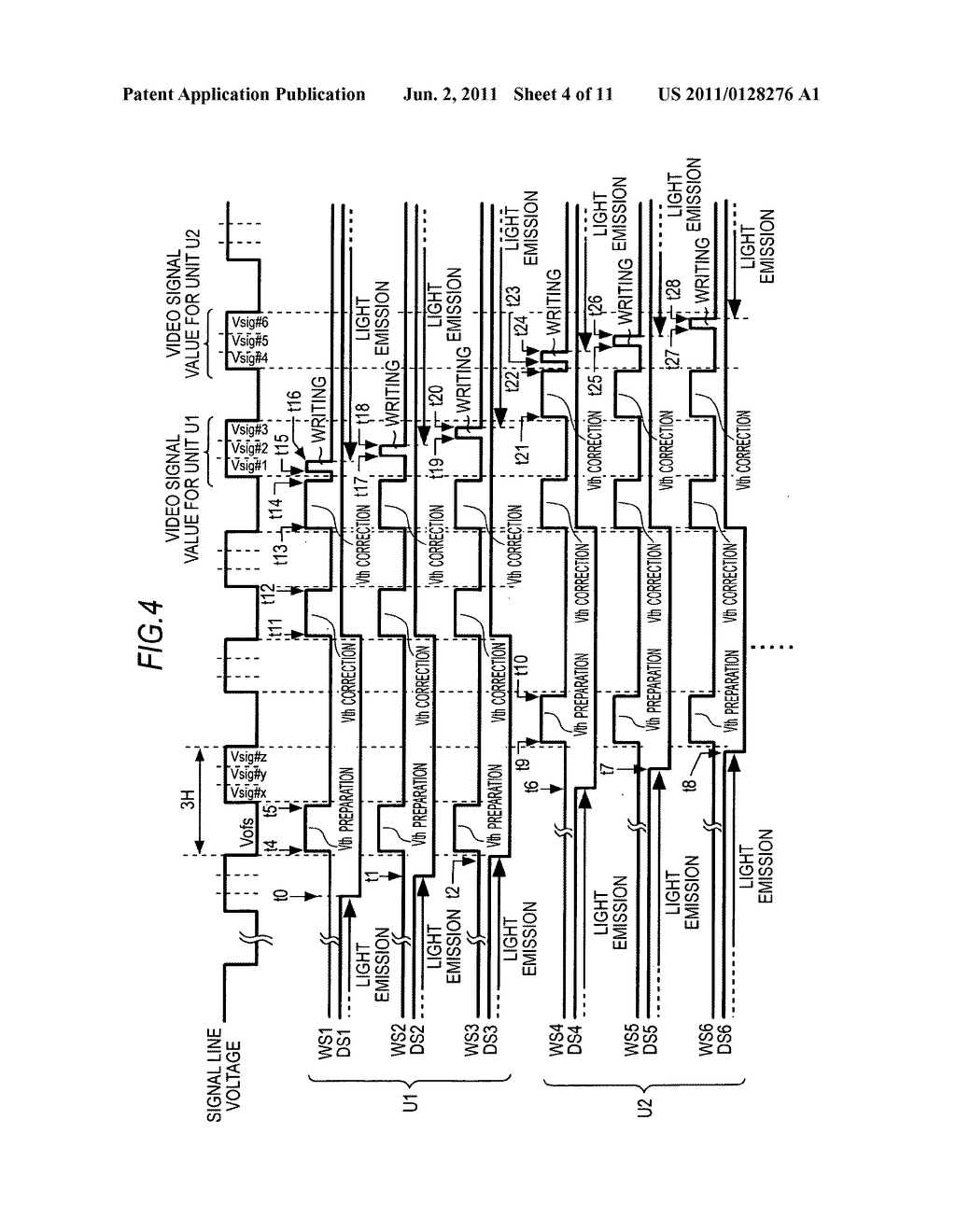 Display apparatus and display drive method - diagram, schematic, and image 05