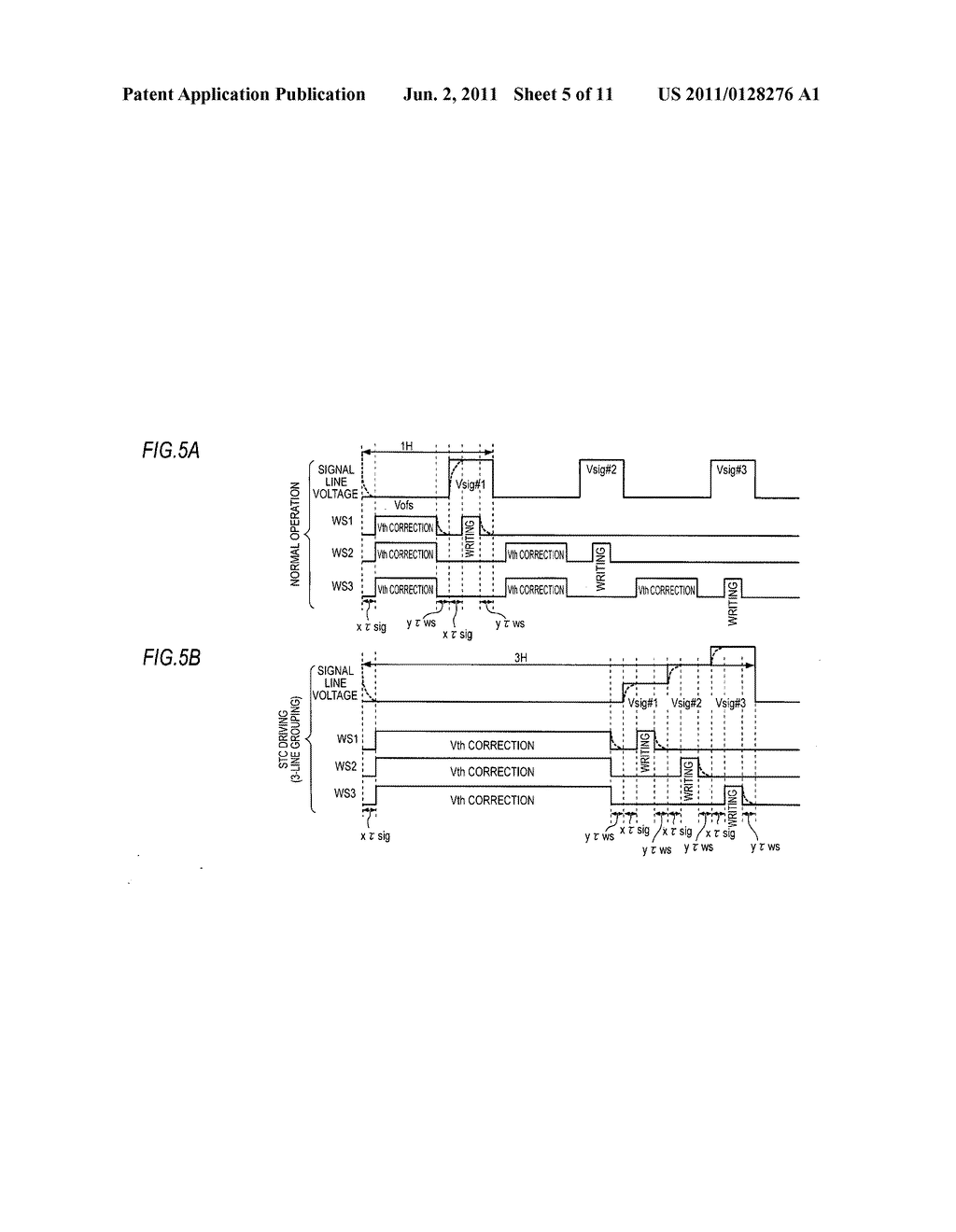Display apparatus and display drive method - diagram, schematic, and image 06