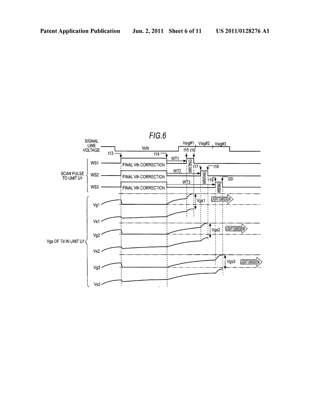 Display apparatus and display drive method - diagram, schematic, and image 07