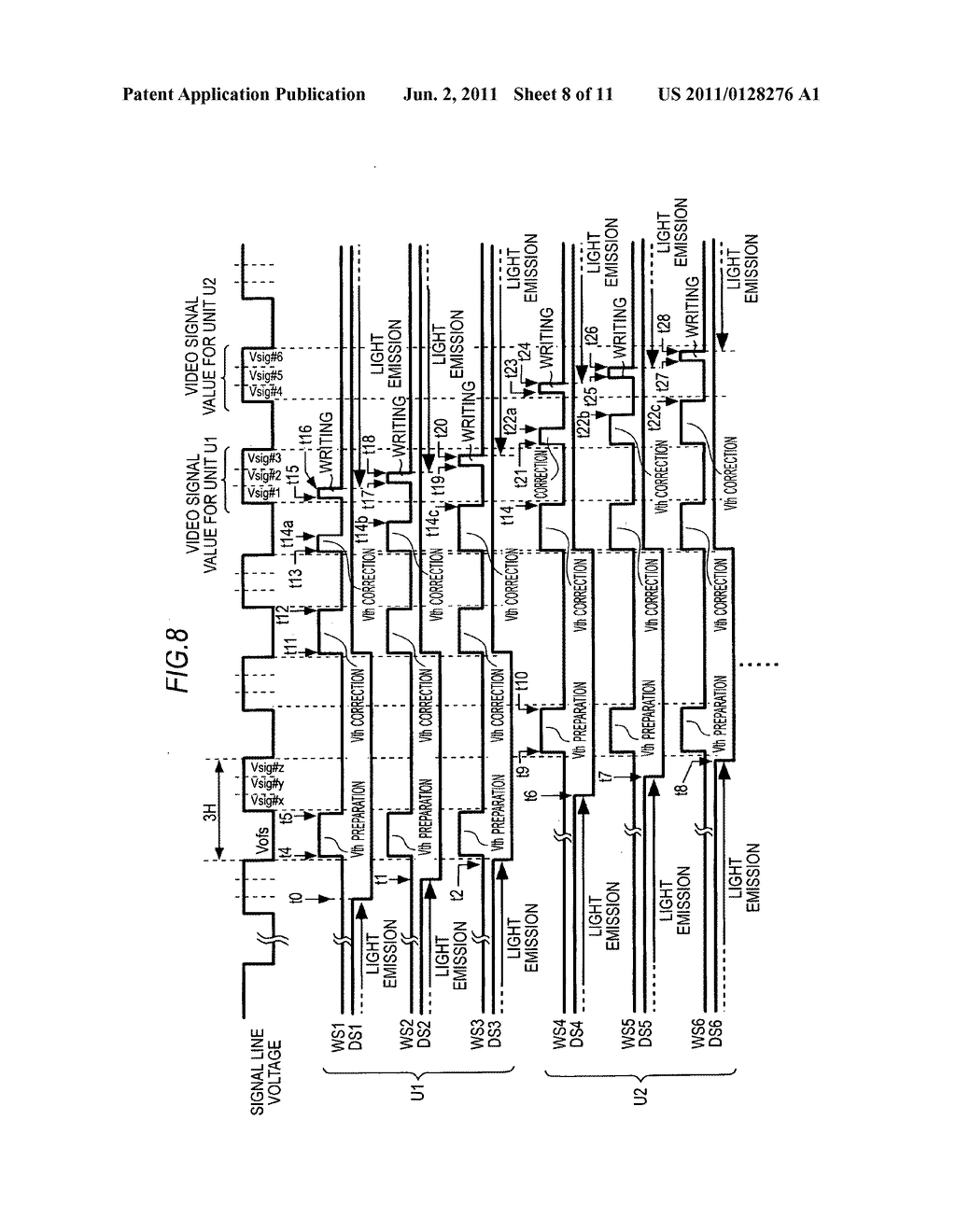 Display apparatus and display drive method - diagram, schematic, and image 09
