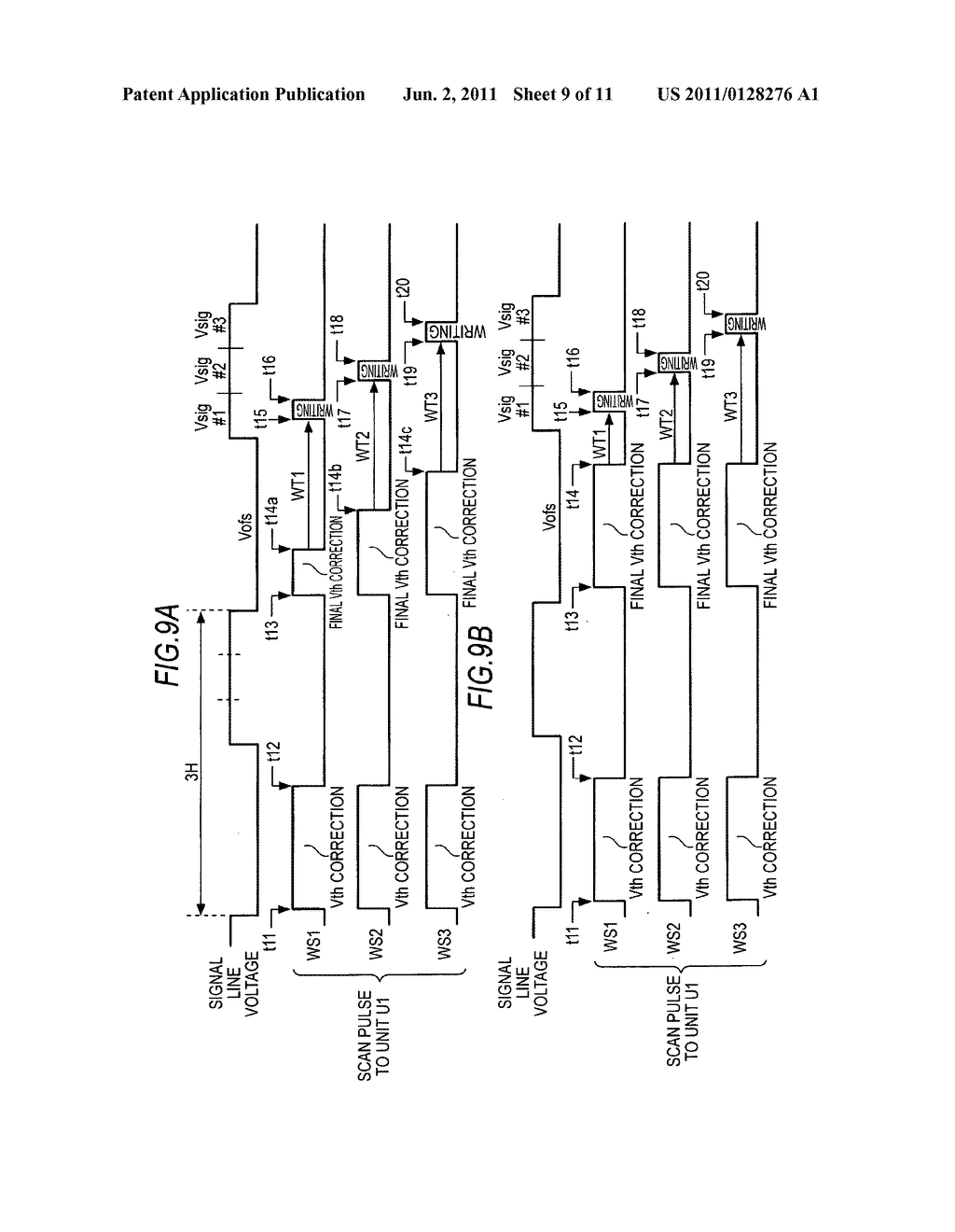 Display apparatus and display drive method - diagram, schematic, and image 10