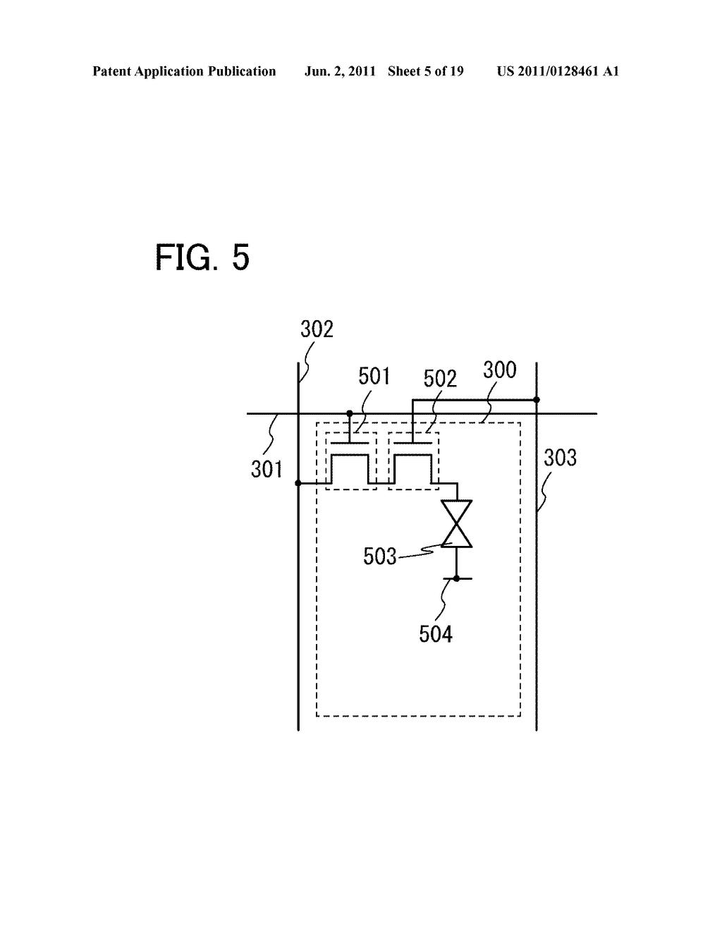 LIQUID CRYSTAL DISPLAY DEVICE, METHOD FOR DRIVING THE SAME, AND ELECTRONIC     DEVICE INCLUDING THE SAME - diagram, schematic, and image 06