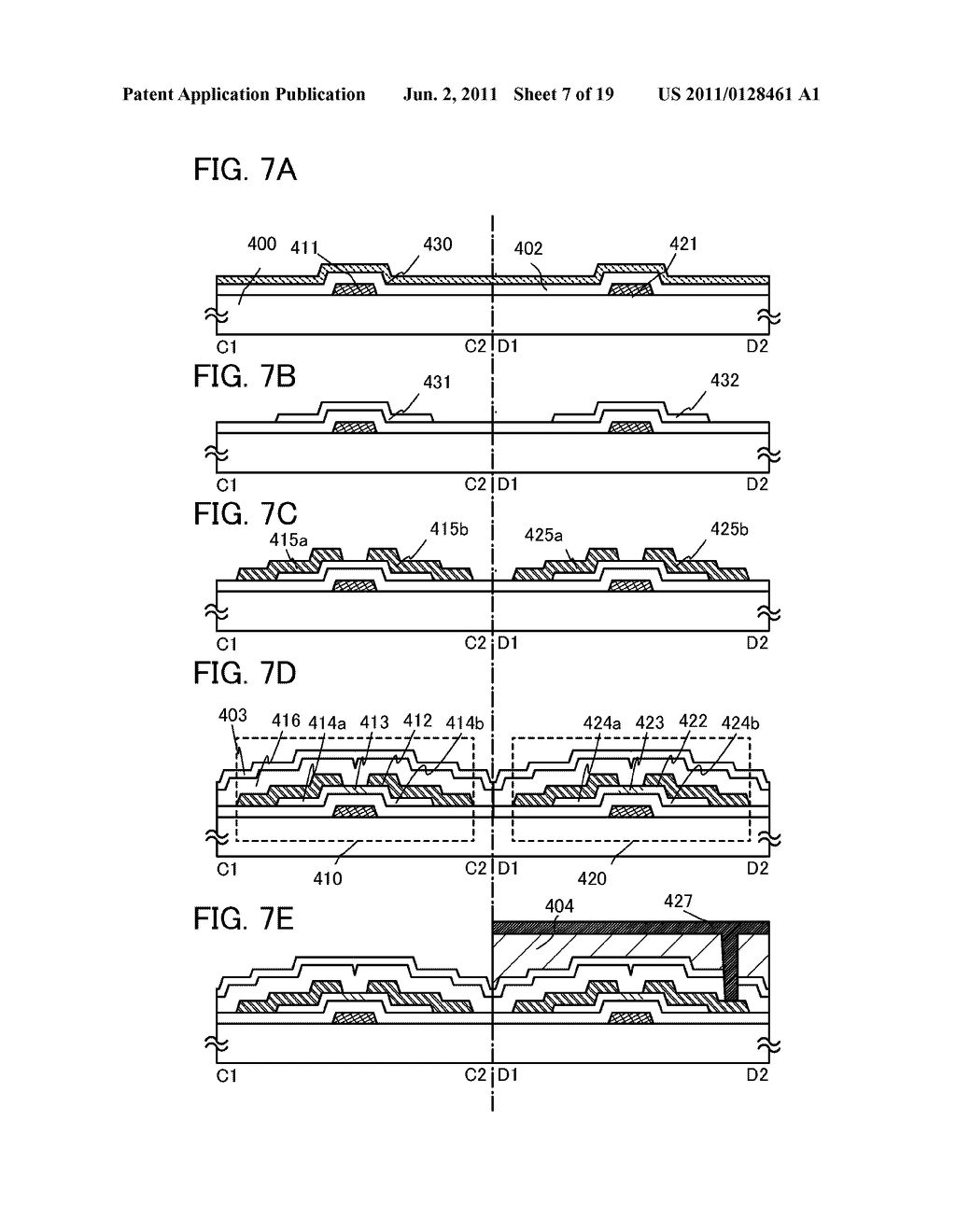LIQUID CRYSTAL DISPLAY DEVICE, METHOD FOR DRIVING THE SAME, AND ELECTRONIC     DEVICE INCLUDING THE SAME - diagram, schematic, and image 08