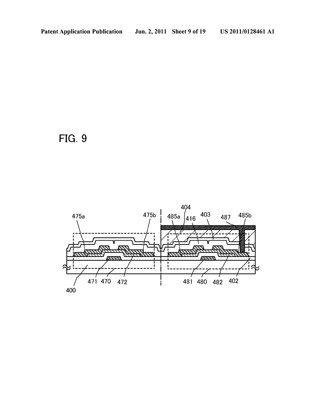 LIQUID CRYSTAL DISPLAY DEVICE, METHOD FOR DRIVING THE SAME, AND ELECTRONIC     DEVICE INCLUDING THE SAME - diagram, schematic, and image 10