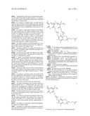 Polymer of acrylic or methacrylic type comprising alpha-tocopherol grafts diagram and image