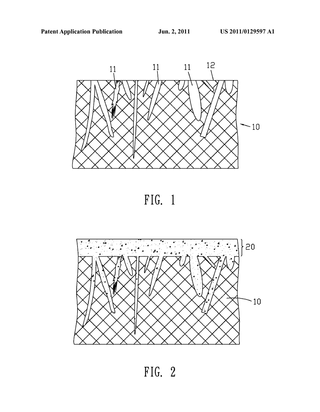ANTIBACTERIAL ELECTRONIC DEVICE AND METHOD FOR MANUFACTURING THE SAME - diagram, schematic, and image 02