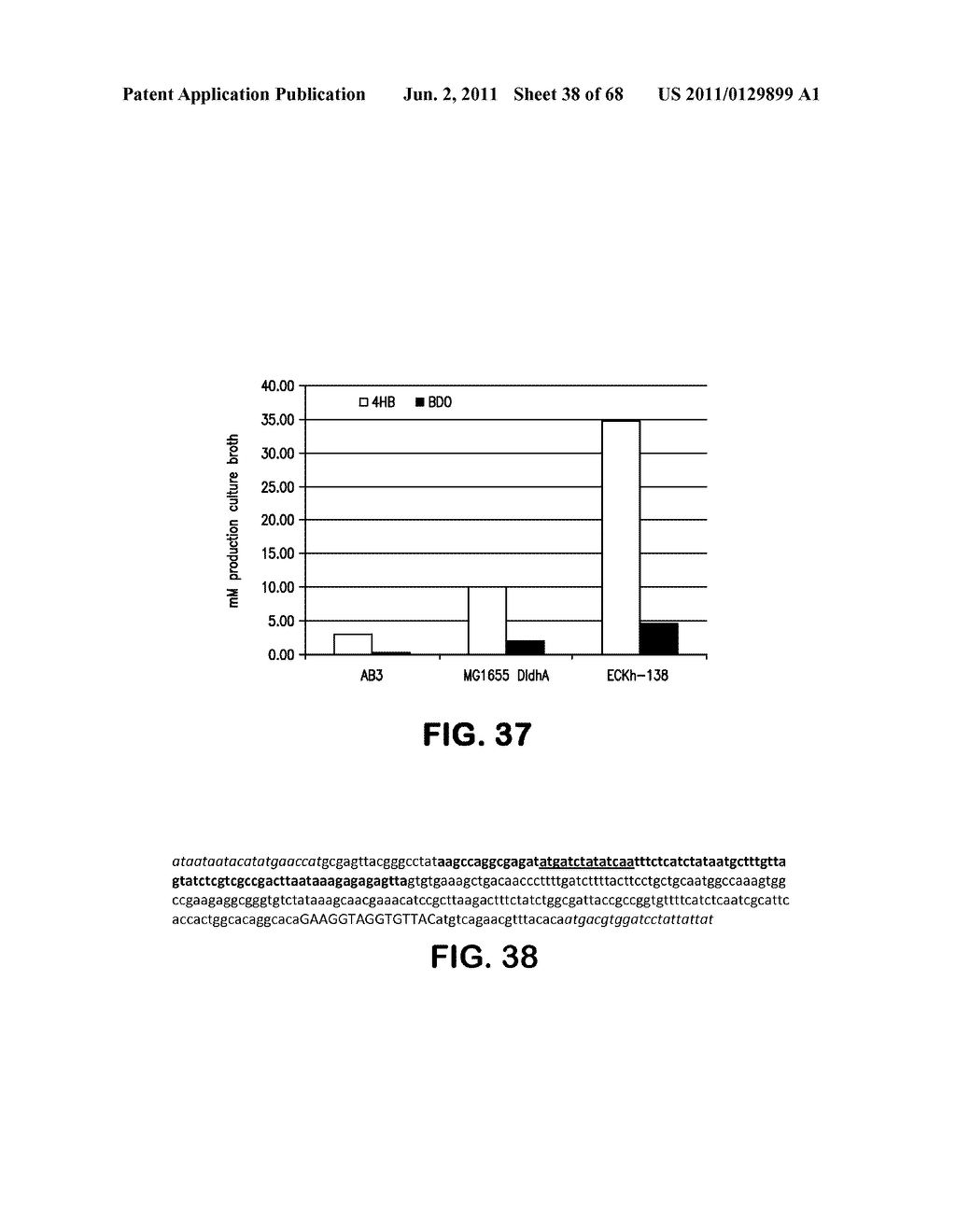 MICROORGANISMS FOR THE PRODUCTION OF 1,4-BUTANEDIOL, 4-HYDROXYBUTANAL,     4-HYDROXYBUTYRYL-COA, PUTRESCINE AND RELATED COMPOUNDS, AND METHODS     RELATED THERETO - diagram, schematic, and image 39