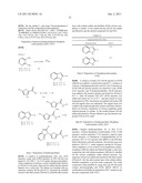 SMALL MOLECULE INHIBITORS OF PLASMODIUM FALCIPARUM DIHYDROOROTATE     DEHYDROGENASE diagram and image