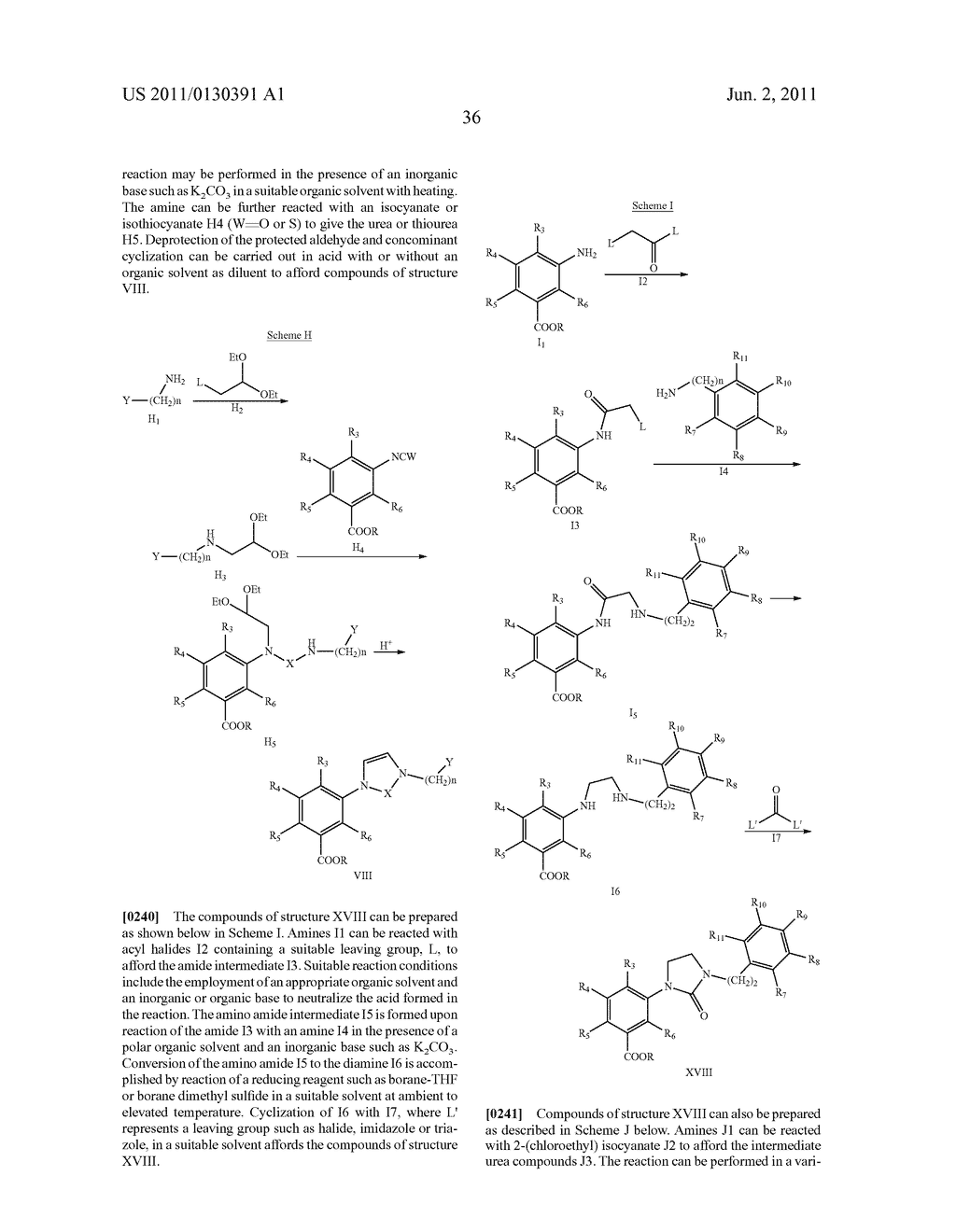 UREIDO SUBSTITUTED BENZOIC ACID COMPOUNDS AND THEIR USE FOR NONSENSE     SUPPRESSION AND THE TREATMENT OF DISEASE - diagram, schematic, and image 37